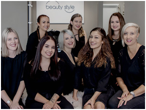 beauty style team